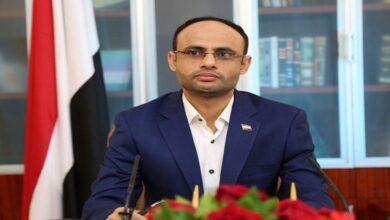 Yemeni President Mahdi Al-Masha