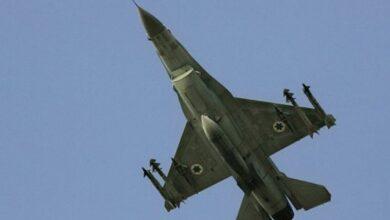 Zionists warplanes