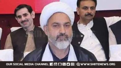 Allama Asadi asks all Hussainis to attend Arbaeen