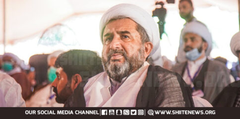 Allama Arif Wahidi calls for strengthening inter sectarian harmony