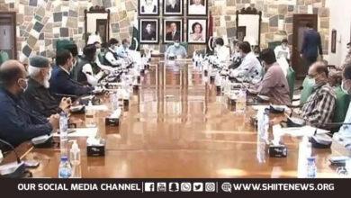 Sindh CM asks Sunni Shia Muslim clerics
