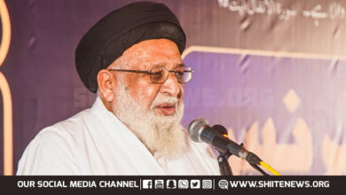 Shia Islam recognize infallible leaders as per order of Prophet