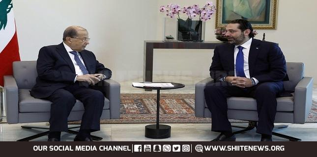 Lebanese president