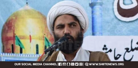 Allama Domki demands justice to heirs of Shia martyrs