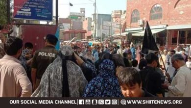 Sit in protest continues in Multan against witchhunt