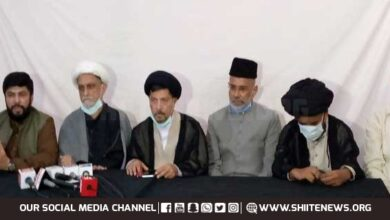 Shia leaders say fifth column within the govt sabotage Arbaeen