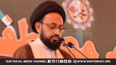 Allama Sadiq Taqvi acquitted in case against anti blasphemy rally