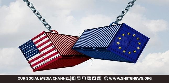 EU Imposes Sanctions on USA