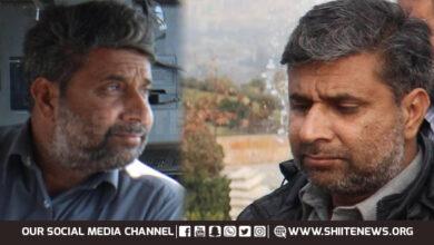 Enforced disappearance of Shia Islamic scholar Zaheeruddin Babar