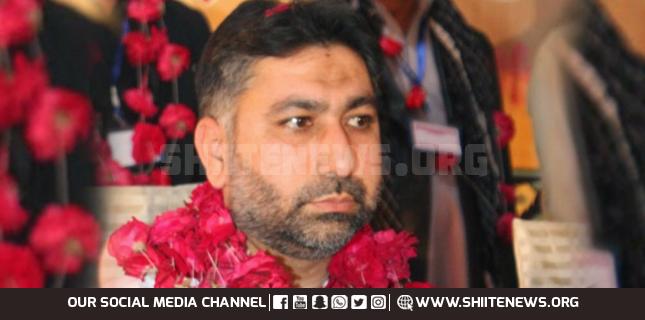 Syed Khadim Hussain Rizvi elected AIAT president
