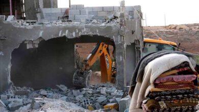 Advocacy Group Israeli Demolitions