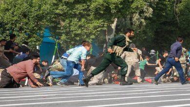 Ahvaz attack