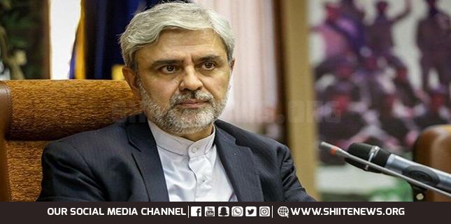 Ambassador Hosseini underlines need