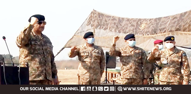 Army chief calls for efficient and smooth logistics