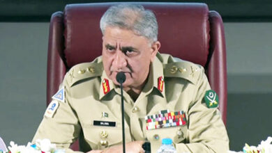 Pakistan Army Chief calls for attaining self reliance