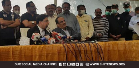 Lyari gangsters Abu Sufyan and Haris arrested