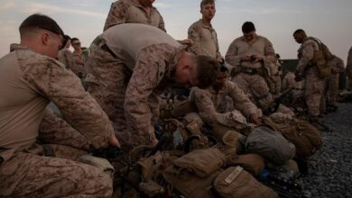 US forces leaves Iraq