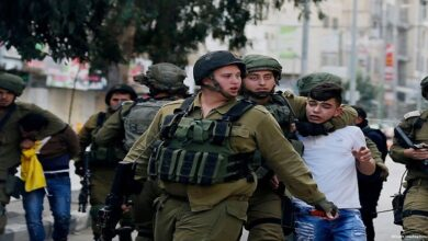 Israeli occupation forces