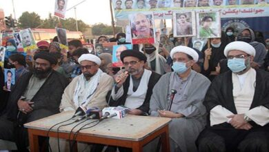 Families observe hunger strike for release of Shia missing persons