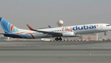 UAE airlines flydubai