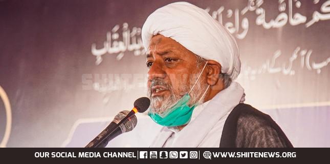 Allama Afzal Hyderi succeeds Allama Qazi Niaz at Jamiatul Muntazir
