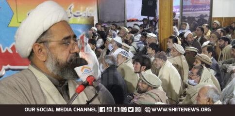 Allama Shaheedi calls efforts to unite Muslim Ummah a slap