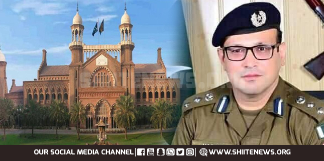 DPO Mianwali summoned for flouting LHC order