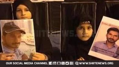 Kamran Zaidi subjected to enforced disappearance again
