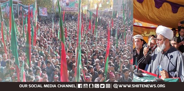 MWM leader Allama Raja Nasir accorded warm welcome