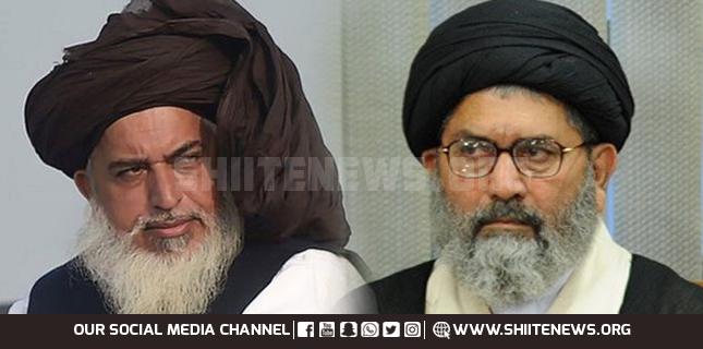 Allama Sajid Naqvi offers condolences over death of Allama Khadim Rizvi