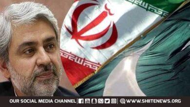 Iranian ambassador highlights philosophy of Allama Iqbal