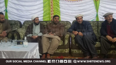 MWM delegation meets nominee for GB CM Khalid Khursheed