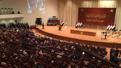 Iraqi lawmakers