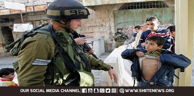 Palestinian children killed