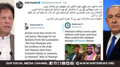 Zaid Hamid rejects Saudi pressure on Pakistan