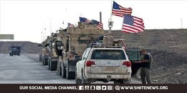 4 US military convoys targeted in Iraq