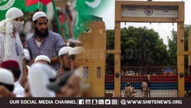 ATC convicts Rabbani for setting up seminary