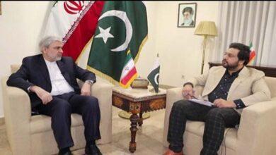 Ambassador Hosseini highlights joint cooperation