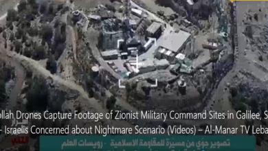 Hezbollah drones