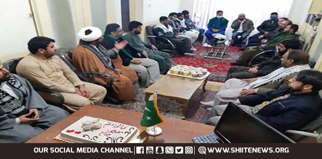 Pakistanis in Iran celebrate birth anniversary of Jinnah in Mashhad