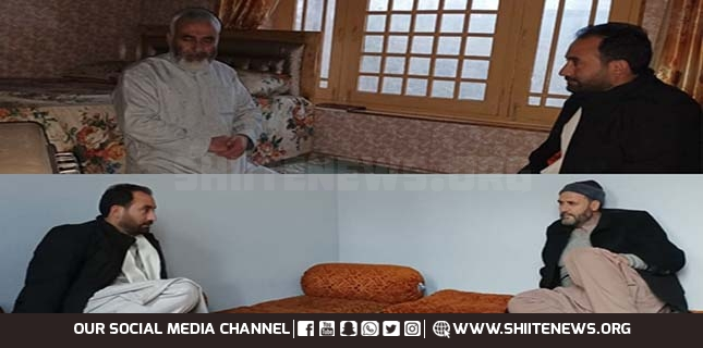 Minister calls on eminent Shia Islamic scholars