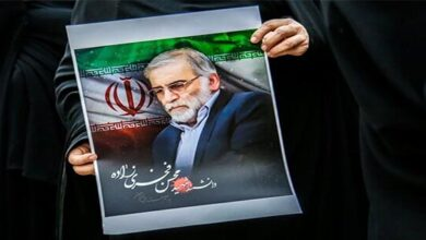 Martyr of self reliance Mohsen Fakhrizadeh of Iran
