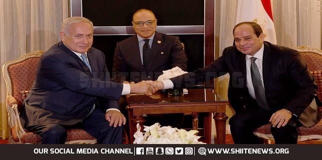 Netanyahu to Visit Egypt