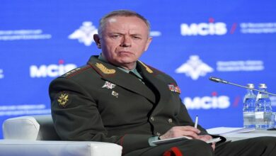 Russia's Deputy Defense Minister