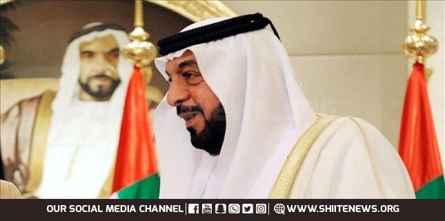 UAE president