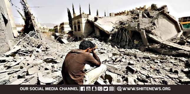 Saudi-led war
