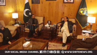 MWM GBLA members meets Governor