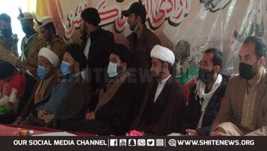 Moin Abbas elected president ISO Gilgit