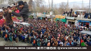 Thousands of supports rally to welcome MWM GB MLAs