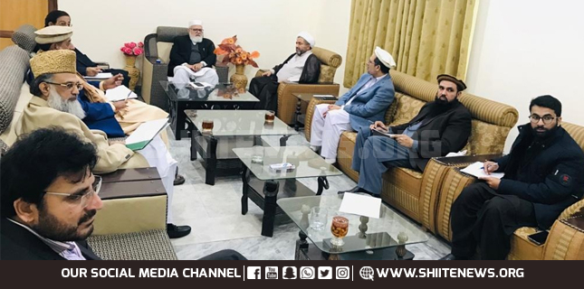 Milli Yakjehti Council to shift secretariat to Jamia Naeemia